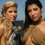 Fotos de Priscila e Milena Juntas em Ensaio do Paparazzo