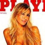 Fotos da Cláudia Jacques na Playboy Portuguesa